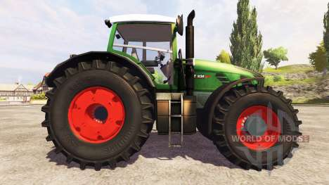 Fendt 936 Vario [pack] v5.3 для Farming Simulator 2013