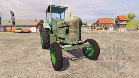 МТЗ-45 для Farming Simulator 2013
