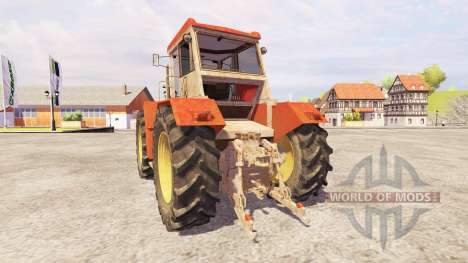 Schluter Super-Trac 2200 TVL v2.0 для Farming Simulator 2013