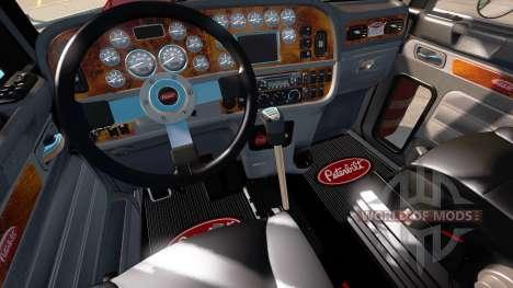 Звук стоячного тормоза для American Truck Simulator