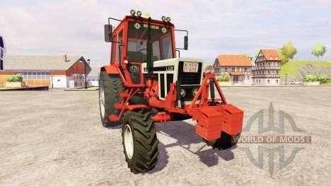 МТЗ-82 [люкс] для Farming Simulator 2013