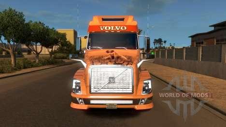 Volvo VNL 780 V для American Truck Simulator