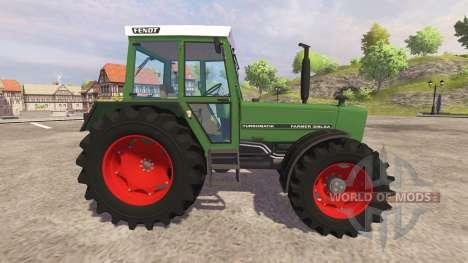 Fendt Farmer 309 LSA v2.0 для Farming Simulator 2013