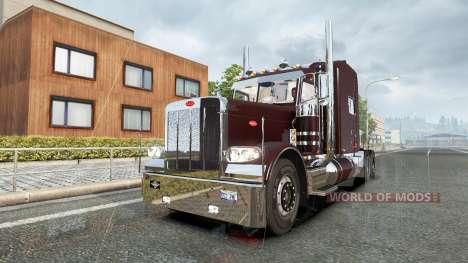 Peterbilt 389 для Euro Truck Simulator 2