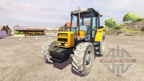 Renault 95.14TX v1.0 для Farming Simulator 2013