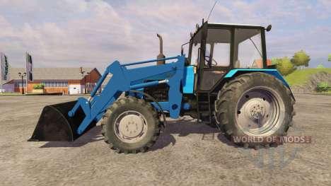МТЗ-1221 Беларус [погрузчик] для Farming Simulator 2013
