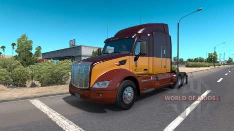 Обновление погоды для American Truck Simulator