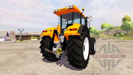 Renault Ares 610 RZ [Final] для Farming Simulator 2013