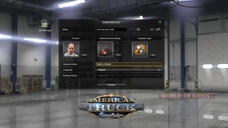 Чит на деньги для American Truck Simulator