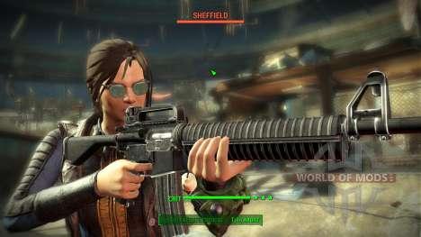Штурмовая винтовка M226 для Fallout 4