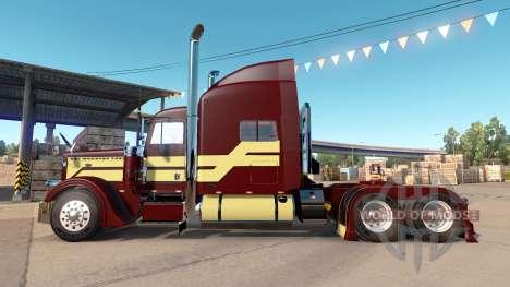 Peterbilt 389 для American Truck Simulator