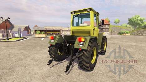 Mercedes-Benz Trac 900 Turbo для Farming Simulator 2013