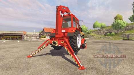 МТЗ-572 для Farming Simulator 2013