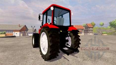 Беларус-1025.3 v2.0 для Farming Simulator 2013