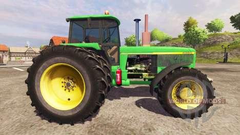 John Deere 4955 для Farming Simulator 2013
