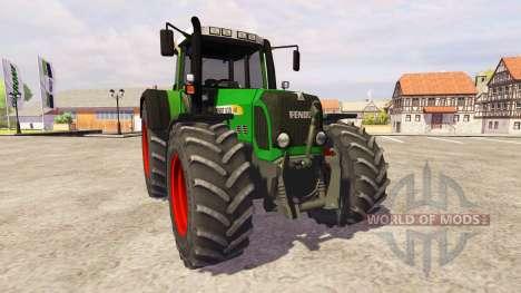 Fendt 820 Vario TMS v1.0 для Farming Simulator 2013