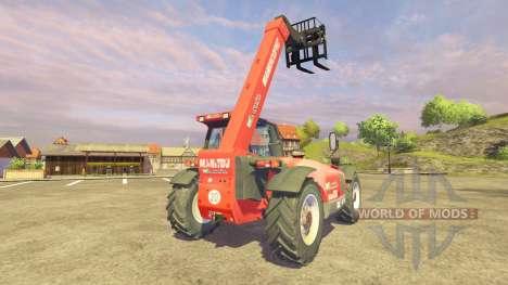 Manitou MLT 735 для Farming Simulator 2013