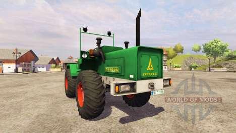 Deutz-Fahr D 16006 v1.5 для Farming Simulator 2013