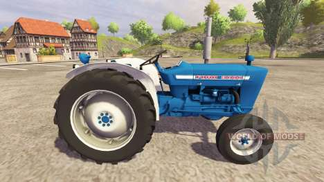 Ford 3000 для Farming Simulator 2013