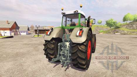 Fendt 936 Vario v2.3 для Farming Simulator 2013