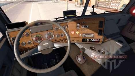 Freightliner FLB для American Truck Simulator