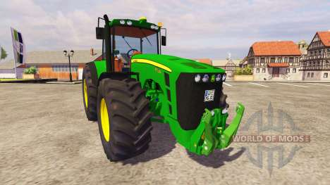 John Deere 8530 v1.0 для Farming Simulator 2013