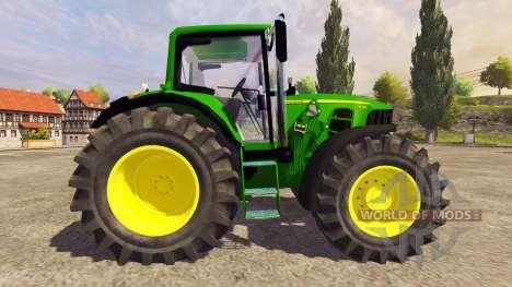 John Deere 7530 Premium FL для Farming Simulator 2013