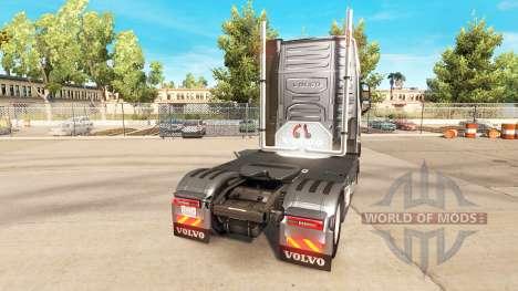 Volvo FH16 2013 для American Truck Simulator