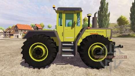 Mercedes-Benz Trac 1800 Intercooler v2.0 для Farming Simulator 2013