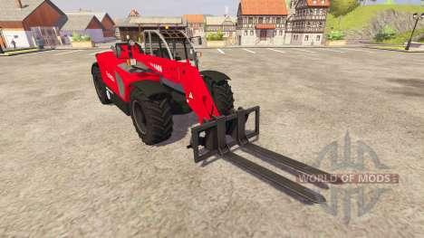 Weidemann T6025 v3.0 для Farming Simulator 2013