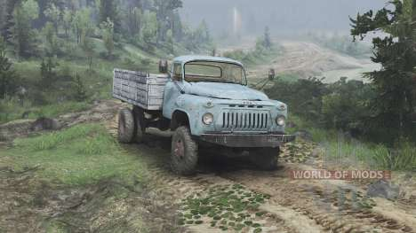 ГАЗ-52 4x4 [08.11.15] для Spin Tires