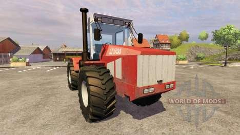 К-744 Кировец для Farming Simulator 2013