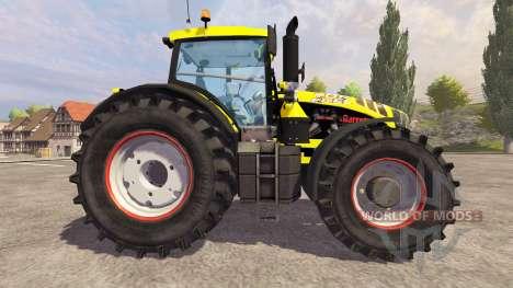 Fendt 939 Vario [yellow bull] v2.0 для Farming Simulator 2013