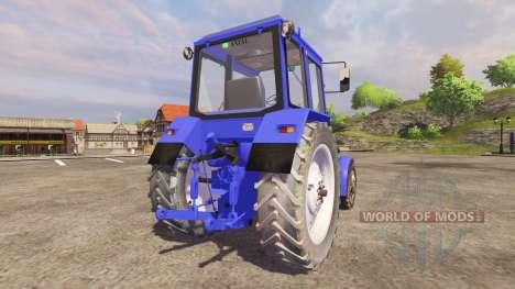 МТЗ-82 v2.3 для Farming Simulator 2013