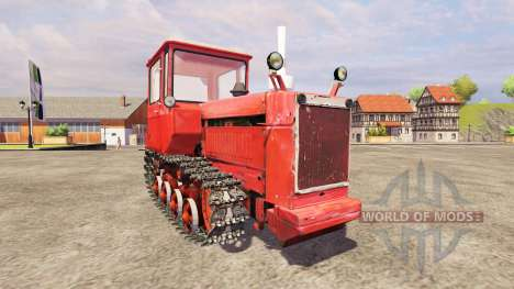ДТ-75 v2.0 для Farming Simulator 2013