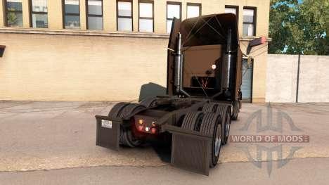 Freightliner FLB v1.1 для American Truck Simulator