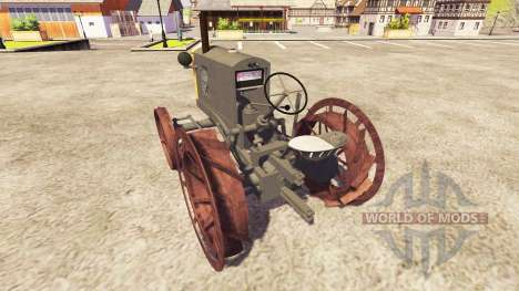 Lizard Type 20 для Farming Simulator 2013