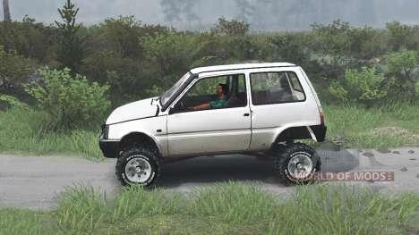 ВАЗ-1111 Ока [08.11.15] для Spin Tires