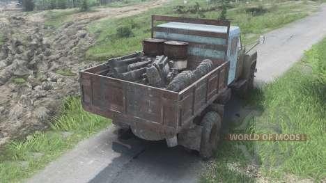 ГАЗ-53 [08.11.15] для Spin Tires