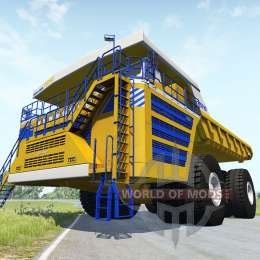 БелАЗ-75710 для BeamNG Drive