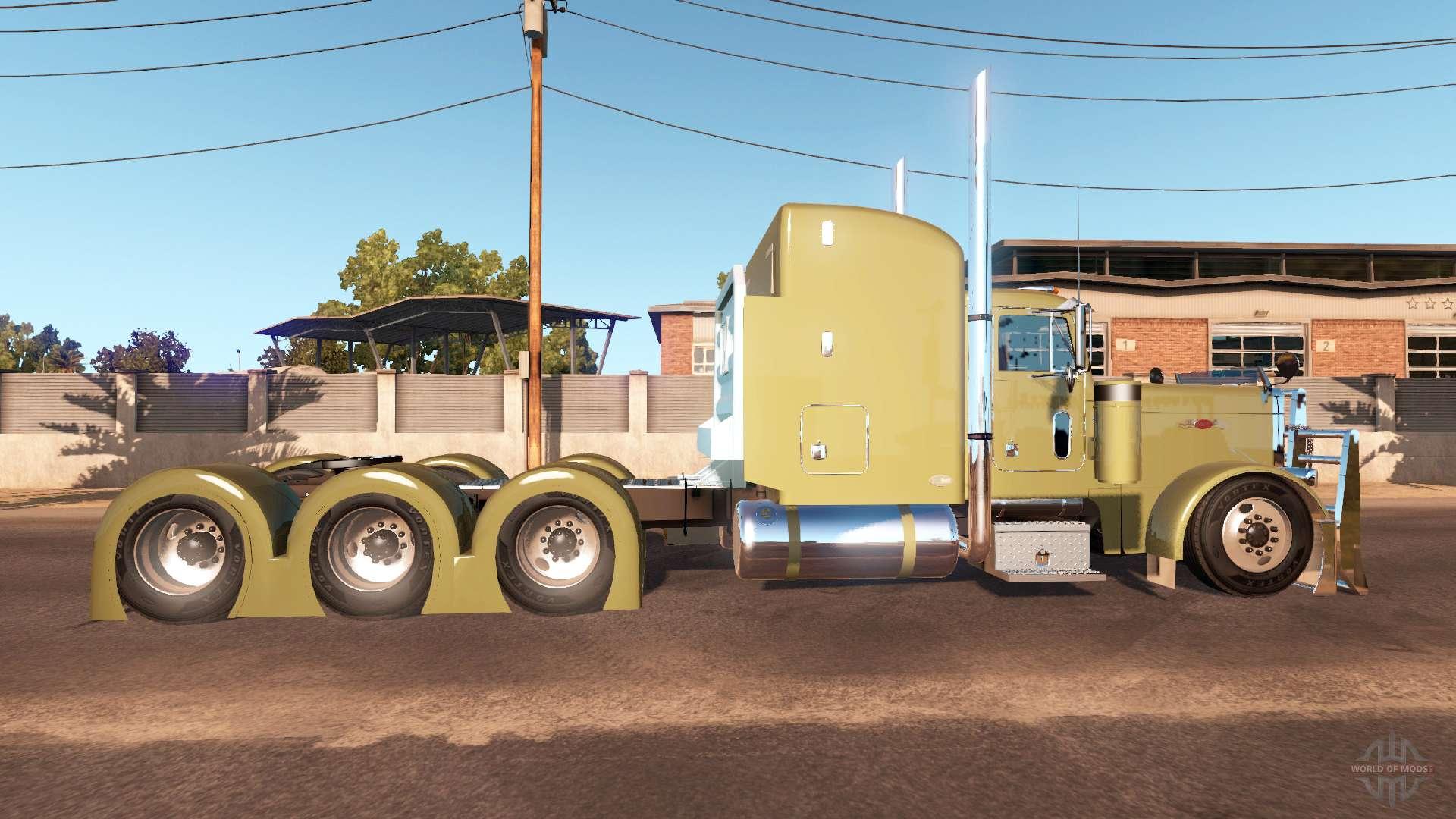 Скачать мод American Truck Simulator