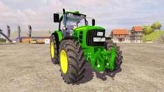John Deere 7530 Premium FL v1.1