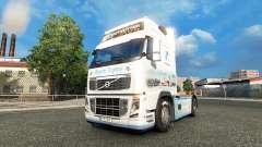 Скин Bavaria Express на тягач Volvo