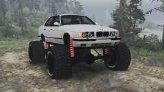BMW M5 (E34) [bigfoot] v1.2 [16.12.15]