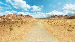 Дороги северной Невады
