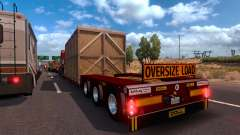 Doll Vario 3 Axle Trailer