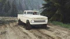 Chevrolet C30 1966 [tan] v1.1 [16.12.15]