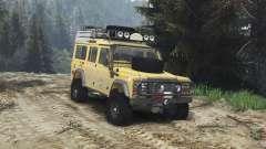 Land Rover Defender 110 Camel Trophy [25.12.15]