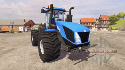 New Holland T9.615 v2.0 для Farming Simulator 2013
