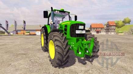John Deere 7530 Premium FL v1.1 для Farming Simulator 2013